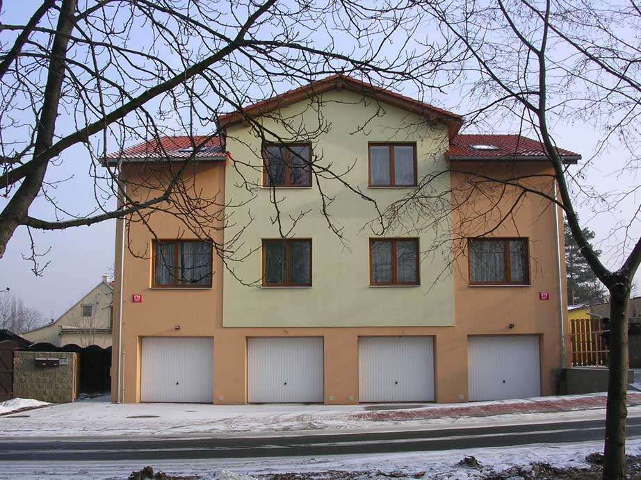 Bytový dům Jahodnice