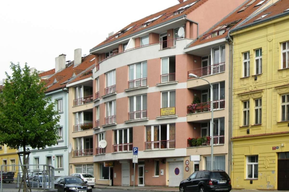Bytový dům Baarova