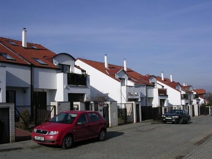Rodinné domy Dubeček