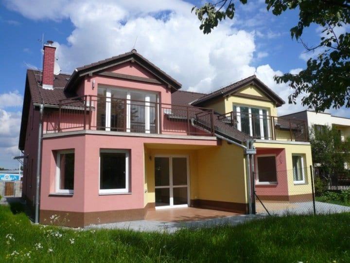 Rodinné domy Jahodnice