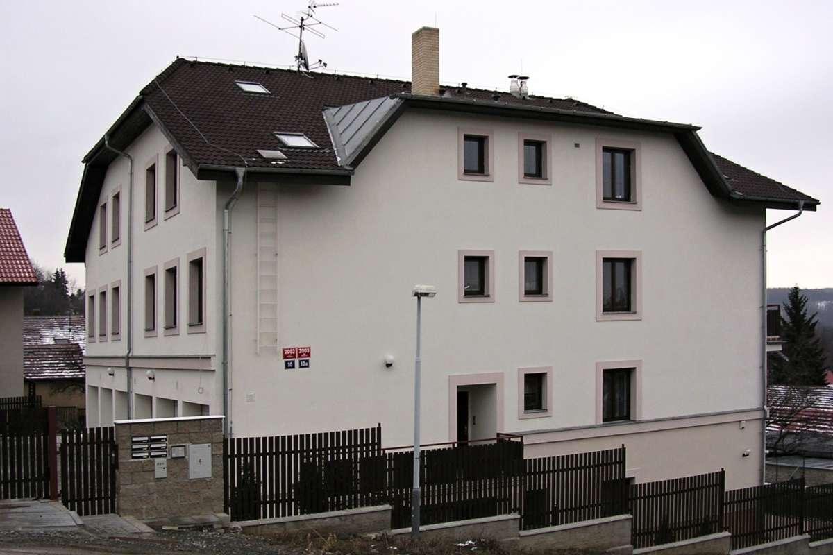 Bytový dům Na staré cestě